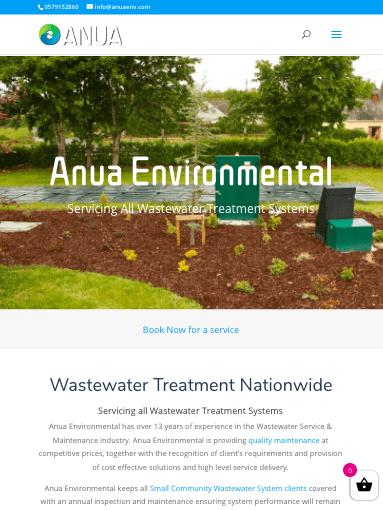 Anua Environmental portfolio