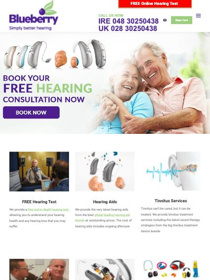 blueberry hearing portfolio