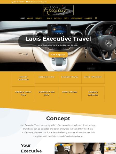 Laois Executive Travel
